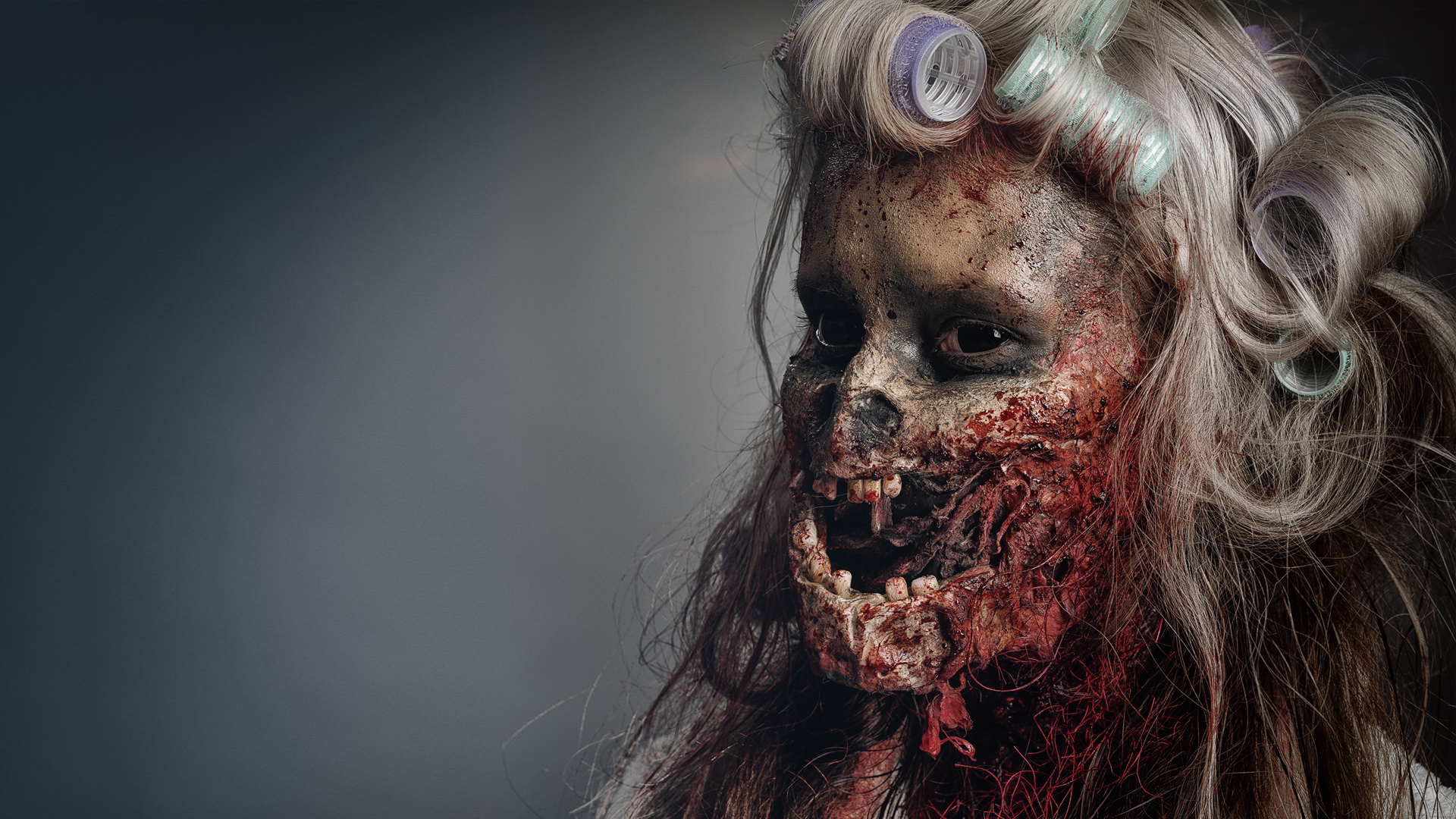cute and scary zombie special fx makeup tutorial by ellimacs