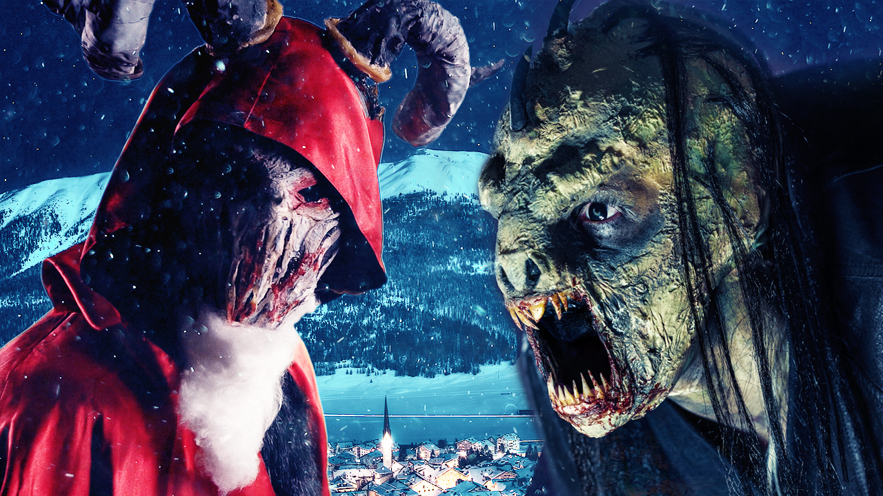 Krampus Amp Grinch Sfx Makeup Collab With Susann Grassow