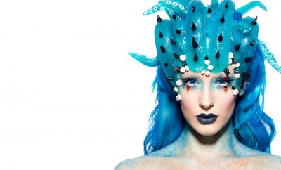 nyx nordic face awards - the kraken