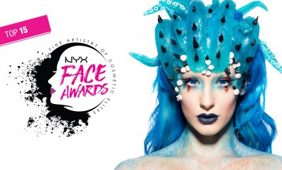 NYX Nordic Face Awards - Top 15